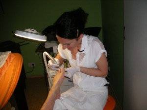 Fußpflege Ausbildung